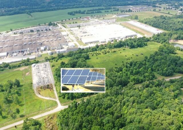 Toyota is adding 10.8 acres of new solar arrays