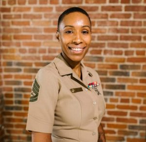 Black Veteran Student
