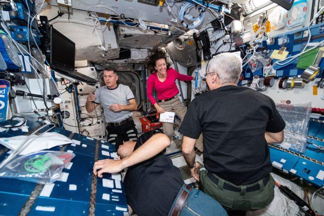 astronaut, International Space Station