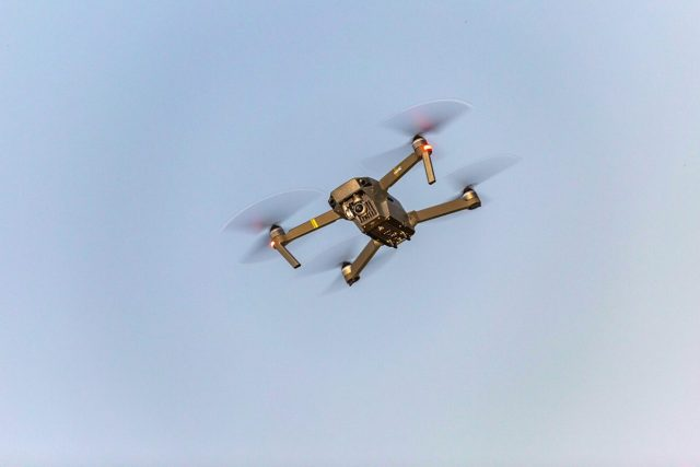 highly modified drone