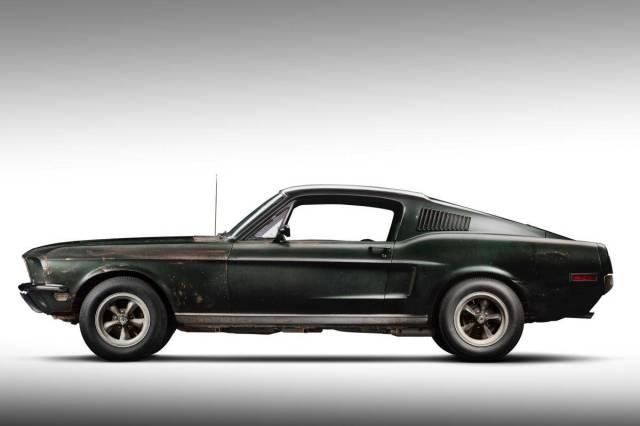 Historic Vehicle Association   Original 1968 Mustang 559-2