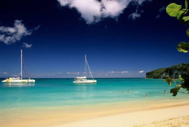 Martinique Tourism Authority Plage de Vieux Fort