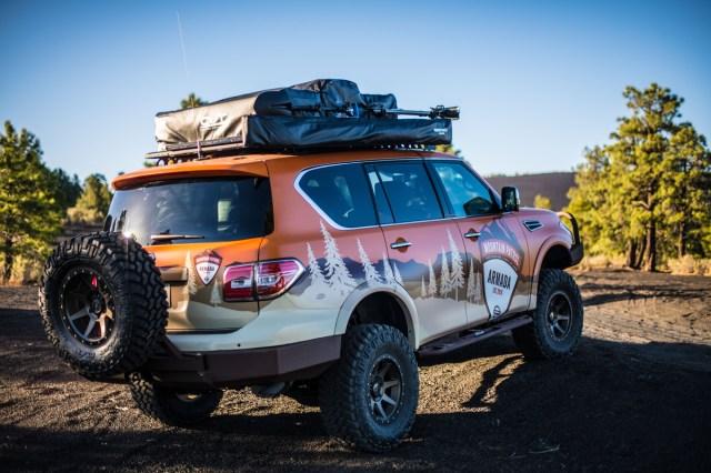 Nissan Mountain Patrol 5