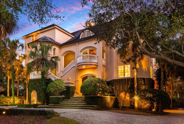 Platinum Luxury Auctions Kiawah Island Front