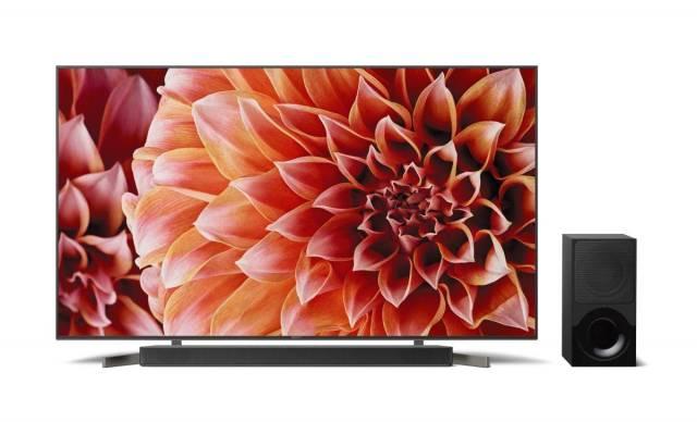 Sony HT X9000F Sound Bar with TV