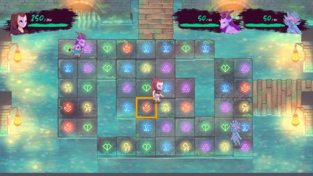 VIZ Media TWND Game Board