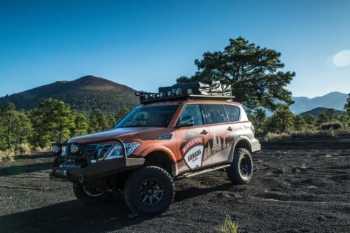 Nissan Mountain Patrol 2