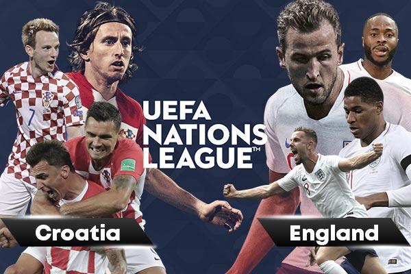แทงบอลยูฟ่า, ทีมอังกฤษ,ทีมโครเอเชีย