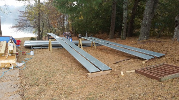 steel stud framing joist galvanized