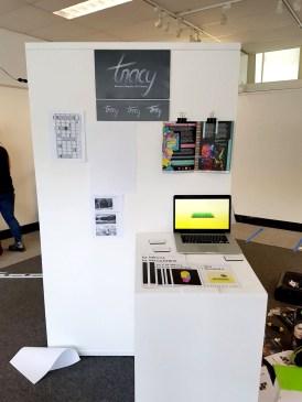 Exhibition Setup Day