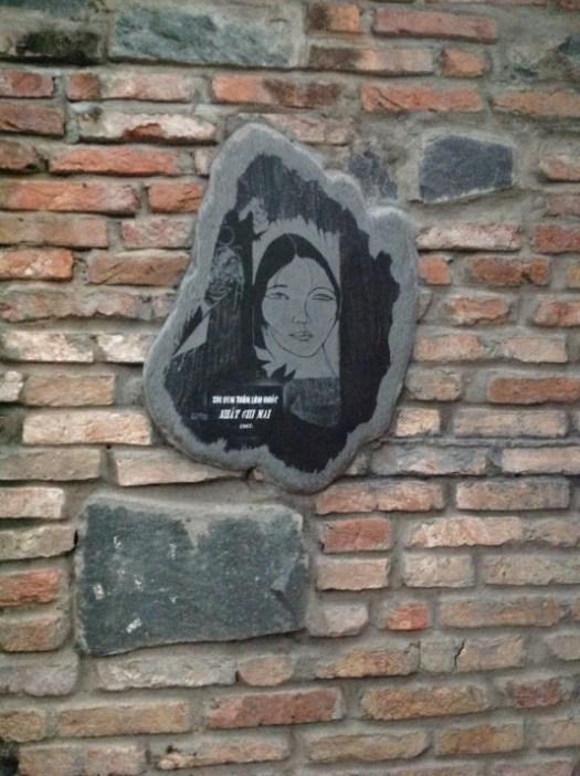 Nhat Chi Mai Memorial