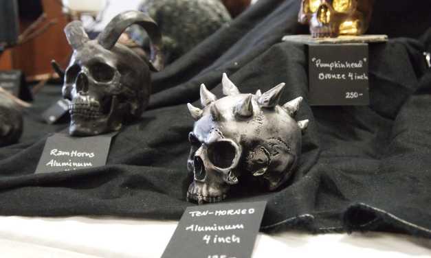 Dark Magick: A creepy twist on crafts