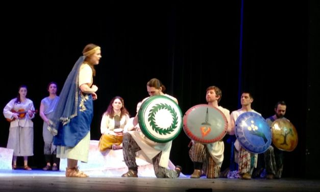 """Department of Theatre and Dance Presents """"Pericles: Prince of Tyre"""""""