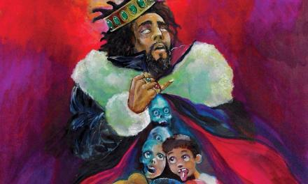 J. Cole has a superiority complex