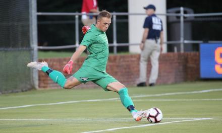 Men's soccer ties Dartmouth in Hanover