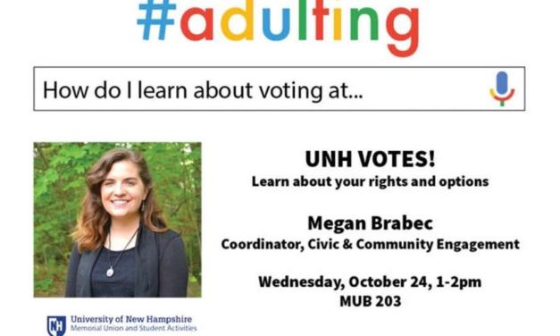 #Adulting: Voting