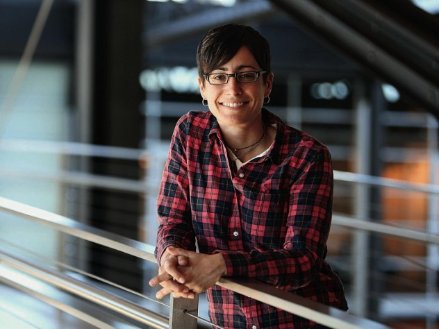Danielle Feinberg, Pixar and the women of computer science
