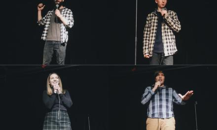 Boston and Local Comedians Deliver Four for the Price of None