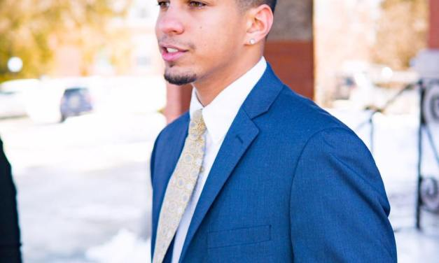 On the Spot: Student body president candidate Joey Ramirez
