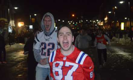 Durham celebrates again: UNH rejoices over sixth Super Bowl ring