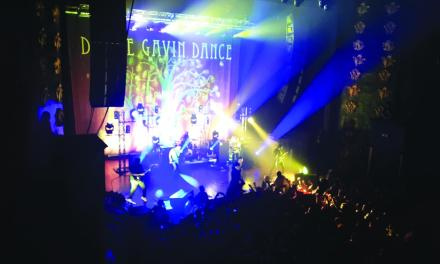 Bless this mess: Seeing Dance Gavin Dance live