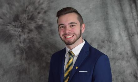 On the Spot with Lambda Chi Alpha President RJ Grandstaff