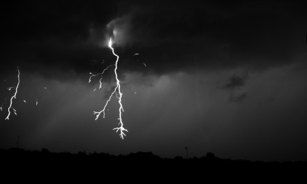 Space science center researchers discover a new way lightning starts