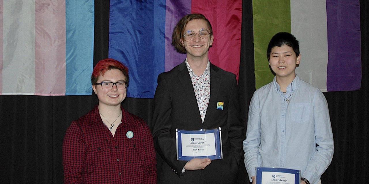 UNH student organizations host LGBTQ+ breakfast