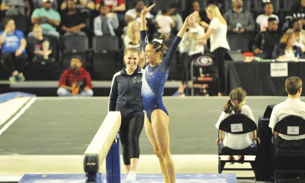 Gymnast of the year