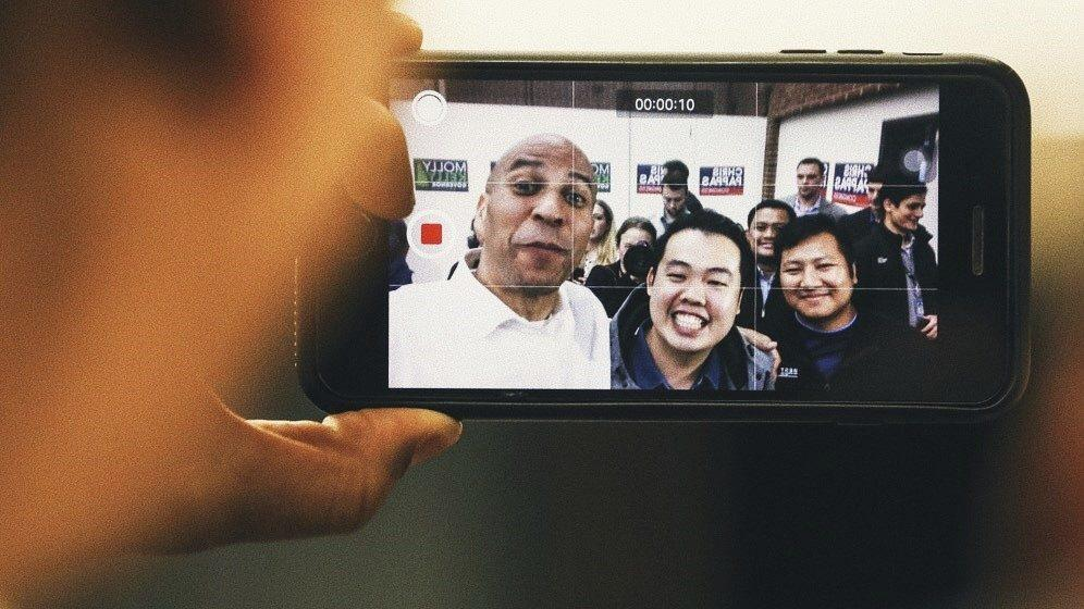Booker leads national student press call