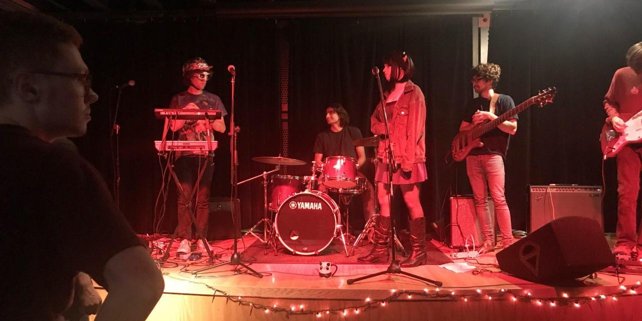 Local bands wow crowds at Garage Bandz