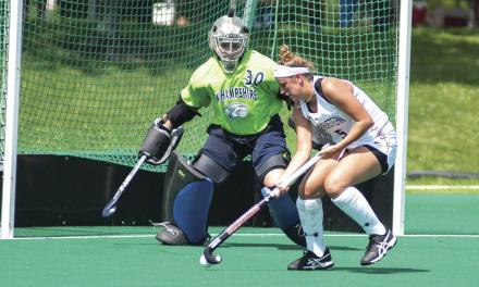 Field hockey loses twice