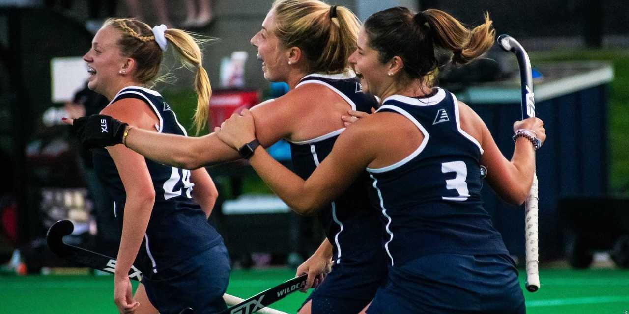 UNH downs rival Dartmouth in 2OT