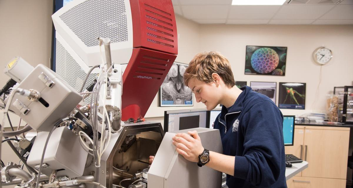 The numerous services of the University Instrumentation Center
