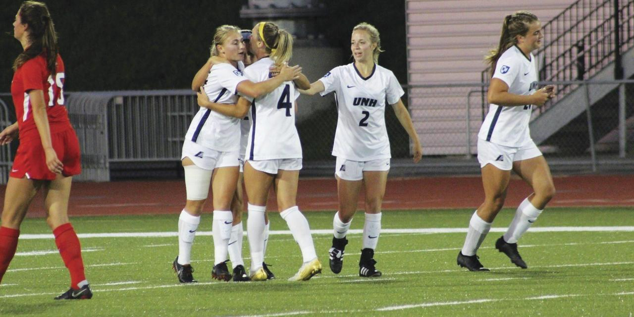 Senior class leads the way for UNH