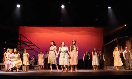 UNH Theatre and Dance performs 'Bright Star'