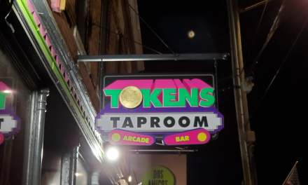 Skee-ball, beer and snacks: Tokens Taproom""