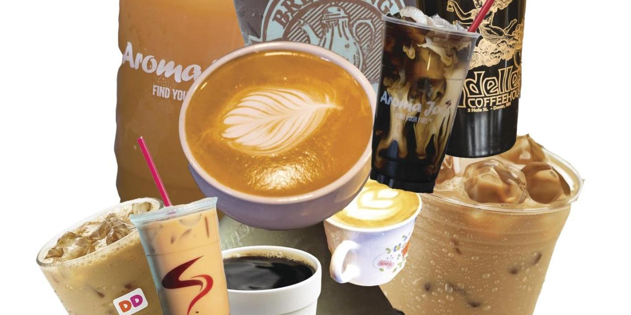 Seacoast coffee power rankings
