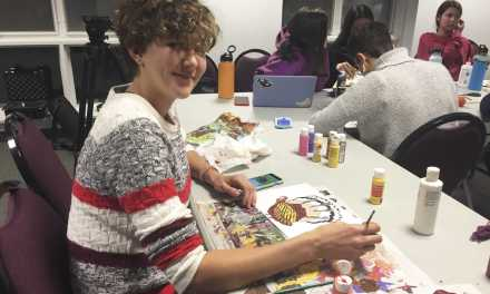 UNH students go crazy for crafts