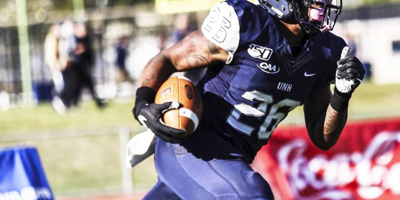 Manzyk, UNH defense dominate in win against Elon