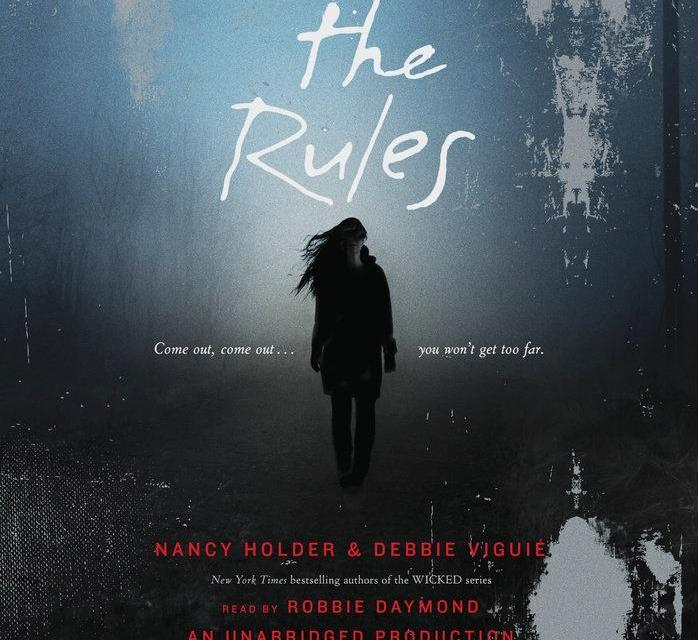 Mad about books: 'The Rules' by Nancy Holder and Debbie Viguié