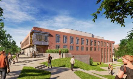 Spaulding construction enters new phase