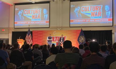 Sen. Rand Paul, Turning Point USA founder host UNH forum