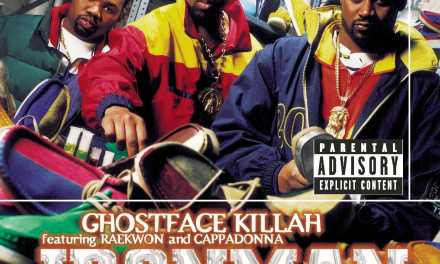An ode to the age of  the Wu: Rae and Ghost