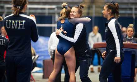 UNH places last in weekend quad-meet