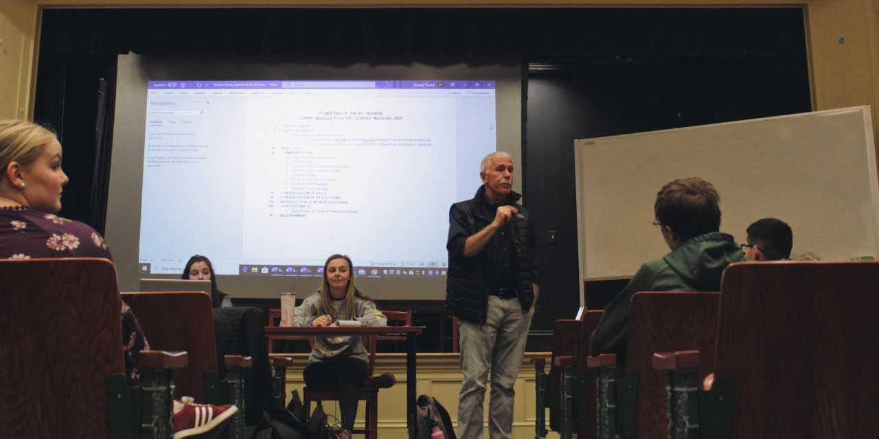 Student Senate discuses diversity