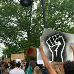 Black Lives Matter protest and march garners community support