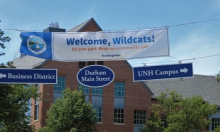 First-year students make their way into Durham