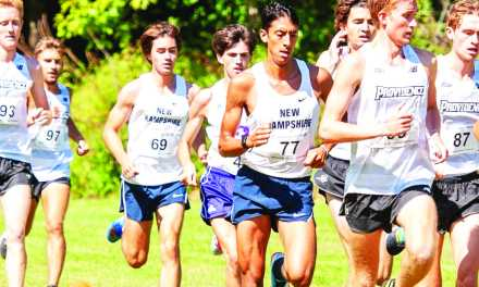 Men's cross-country adjusts to new routines