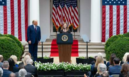Amy Coney Barrett's road to a Supreme Court nomination